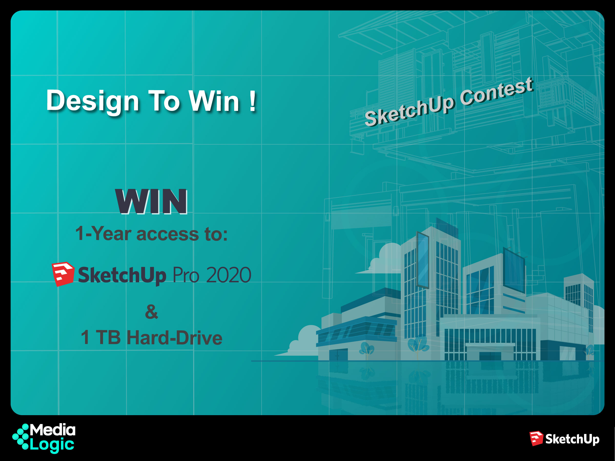 SketchUp Contest - Design to Win !