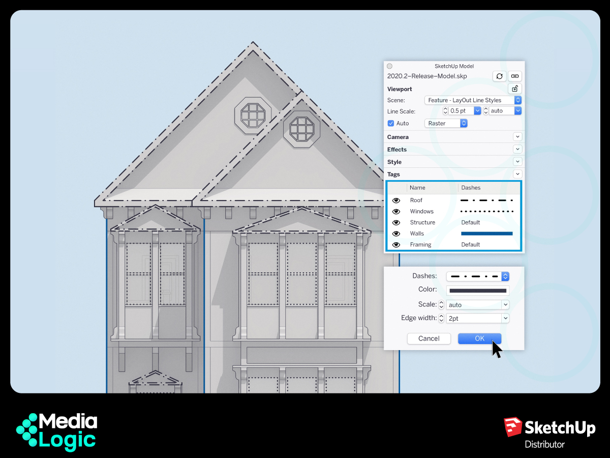 SketchUp 2020 - Update 2: Feature 3