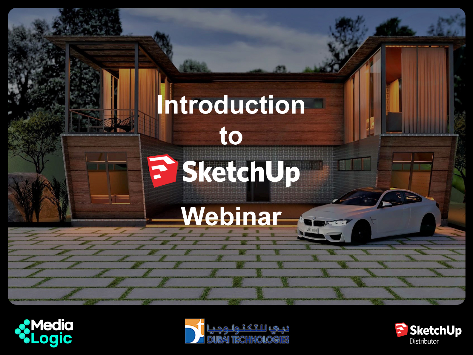 FREE WEBINAR: Introduction to SketchUp