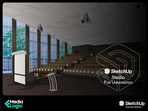 Meet the new SketchUp Studio for Universities