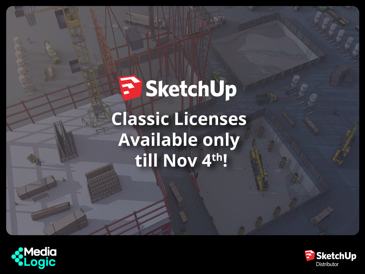 Last Chance to get a SketchUp Perpetual License !