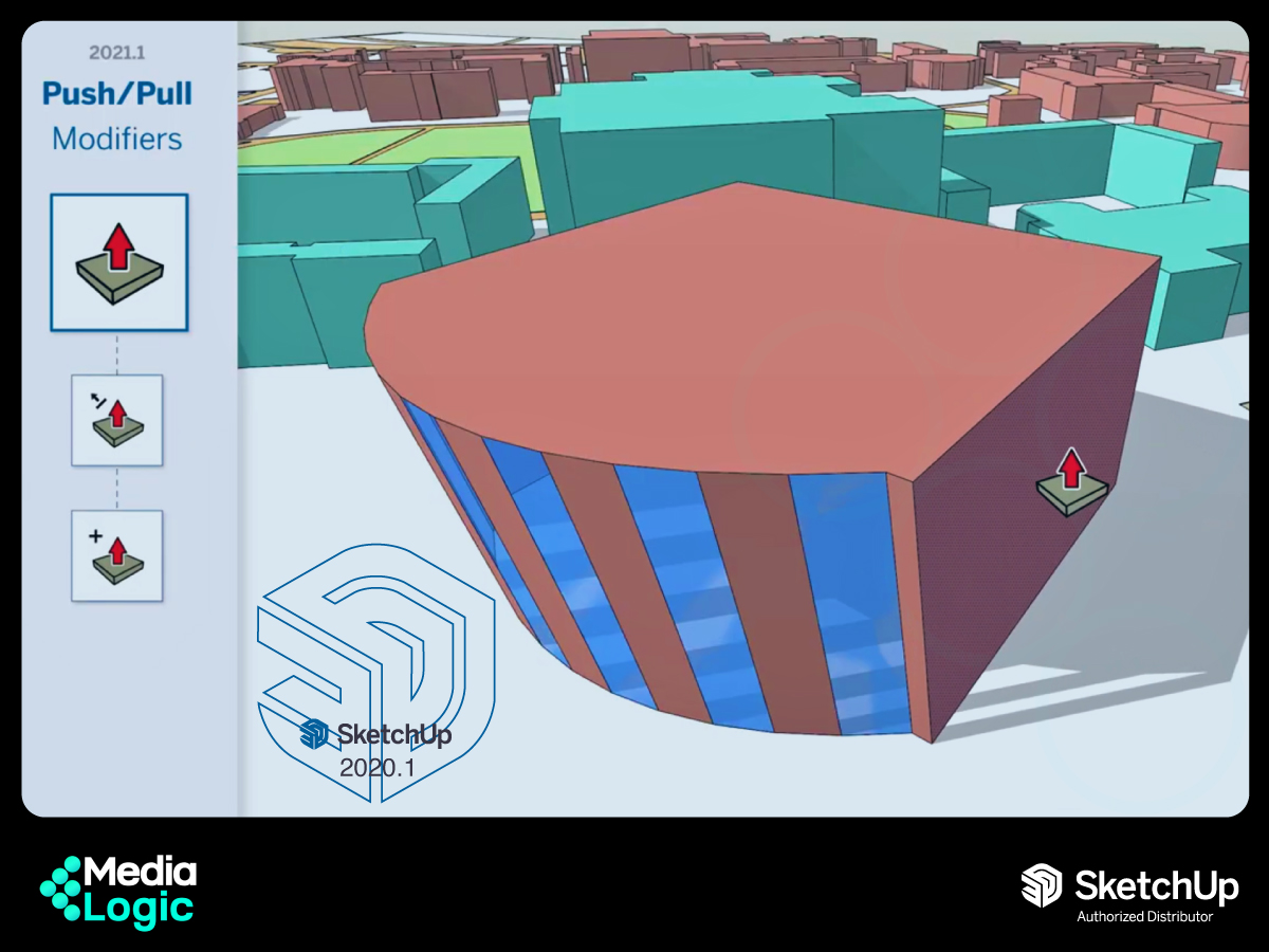 (2) New updates in SketchUp Pro 2021